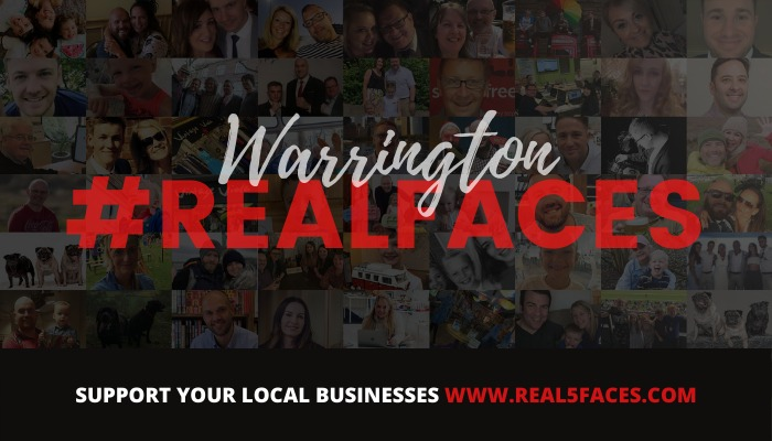 Real 5 Faces - Warrington Businesses