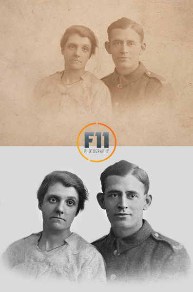 Old Photograph Restoration